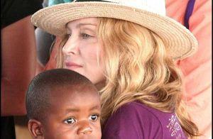 Madonna est définitivement la maman du petit David !