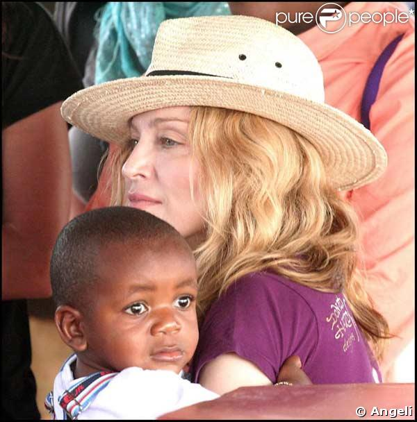 Madonna est définitivement la maman de David !