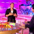 Benjamin Castaldi dans la nouvelle version de La Roue de la Fortune le lundi 2 janvier 2011 sur TF1 à 11h05