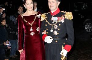La princesse Mary joyau du Nouvel An, sublime dans sa robe de grossesse recyclée