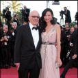 Rupert Murdoch le 16 mai 2011 à Cannes avec sa femme Wendi