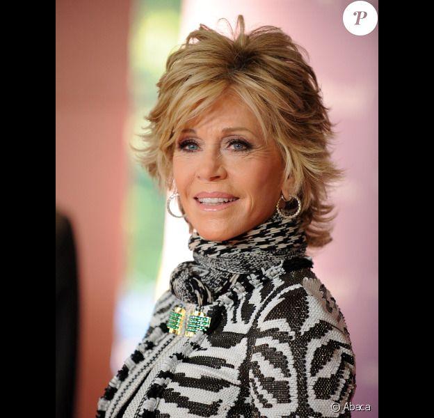 Jane Fonda à Beverly Hills le 7 décembre 2011