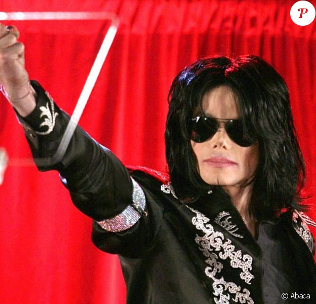 Michael Jackson en mars 2009