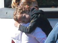 Jennifer Lopez : Seule avec sa petite Emme, elle se laisse un peu aller