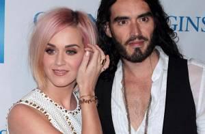 Katy Perry et Russell Brand : Elle change de look, il sort de sa retraite