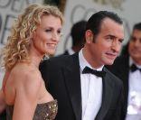 Golden Globes 2012 : L'amour et les larmes d'Alexandra Lamy pour Jean Dujardin