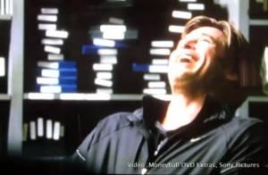 Brad Pitt : Pris d'un fou rire incontrôlable en plein tournage !