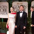 Brad Pitt et Angelina Jolie le 15 janvier 2012 à Beverly Hills