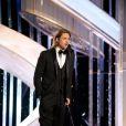 Brad Pitt le 15 janvier 2012 à Beverly Hills