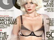 Michelle Williams se dévoile en femme fatale