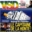 VSD , en kiosques le 19 janvier 2011.
