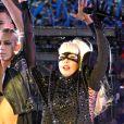 Lady Gaga en décembre 2011 à New York