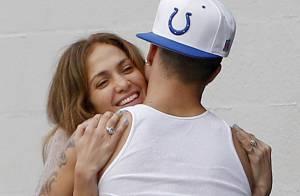 Jennifer Lopez : son jeune boyfriend Casper Smart lui tweete son amour !