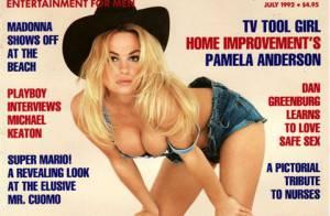 Pamela Anderson torride et sexy : Playboy célèbre sa plus fameuse playmate