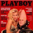 Pamela Anderson pour le magazine  Playboy , août 1993.
