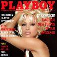 Pamela Anderson pour le magazine  Playboy , novembre 1994.