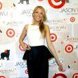 La sublime Blake Lively lors de la soirée de lancement de la collection Jason Wu pour Target, à New York, le 26 janvier 2012