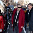 Casper Smart, très stylé à New York, le 30 janvier 2012.
