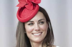 Kate Middleton couronnée : en photos, l'année décoiffante de la reine du chapeau