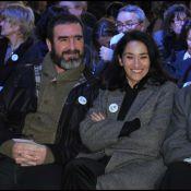 Eric Cantona et Rachida Brakni réunis avec Anne-Sophie Lapix pour l'Abbé Pierre
