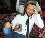 Bob Sinclar s'éclate à sa soirée Disco Crash