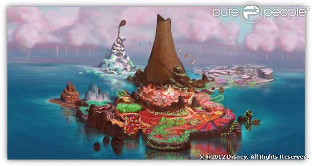 Les Mondes de Ralph, le nouveau Disney prévu pour le 5 décembre.