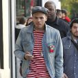Chris Brown à Los Angeles, le 4 décembre 2011.