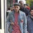 Chris Brown à Los Angeles, le 4 décembre 2011.