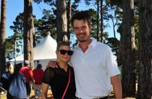 Fergie : Elégante et amoureuse de son golfeur de mari