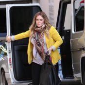 Hilary Duff, très enceinte : Rayonnante à l'approche du jour J !