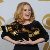Grammy Awards 2012 : Adele plus forte que Gaga, et Whitney Houston honorée