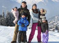 Princesse Mary : Premières vacances à la neige des jumeaux Vincent et Josephine