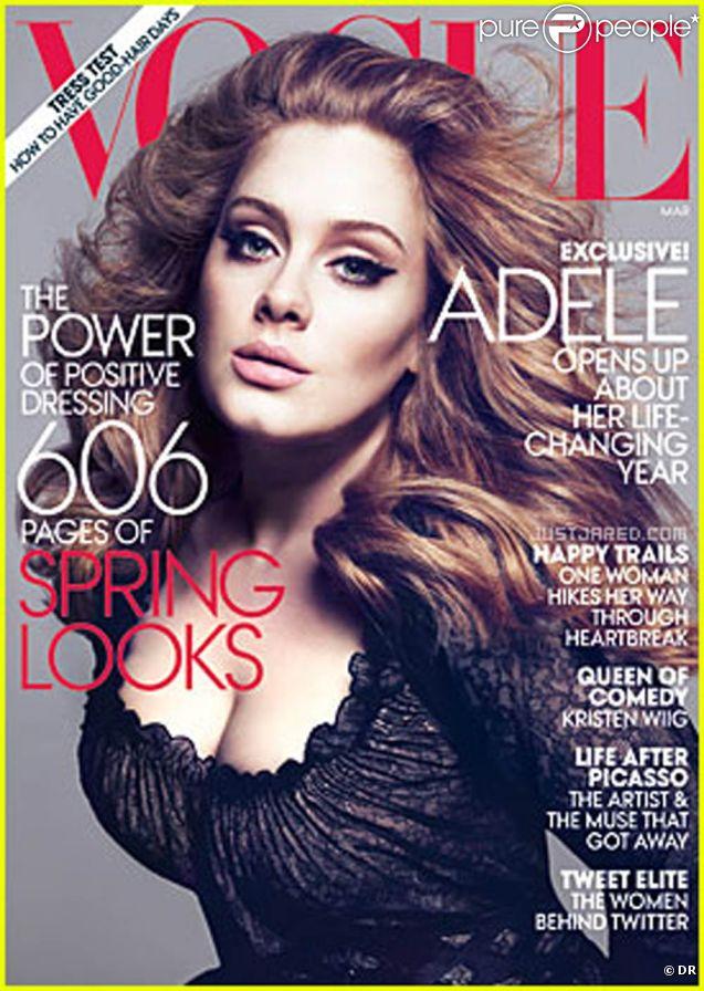 Adele prête à s'éclipser de la scène musicale pendant 5 ans pour son chéri Simon Konecki ? En quelques mots énigmatiques publiés sur son blog, elle revient sur ses intentions supposées, tirées d'une interview à  Vogue .