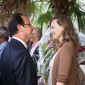 François Hollande, amoureux et admiratif : ''Valérie m'est précieuse...''
