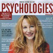 Julie Depardieu, à nouveau enceinte, se livre sur Philippe Katerine, 'cet idéal'