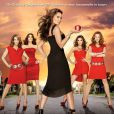 Teri Hatcher, Marcia Cross, Felicity Huffman, Eva Longoria et Vanessa Williams : image promotionnelle de la saison 7 de  Desperate Housewives .