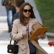 Natalie Portman : La star exhibe encore sa bague de mariage