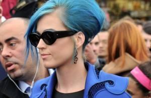 Katy Perry, force bleue : Entre gastronomie et défilé, sa folle journée à Paris