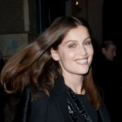 Fashion Week : Laetitia Casta et Kanye West, duo de charme chez Givenchy