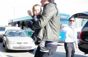 Orlando Bloom : Protecteur, il fait tout pour nous priver de son adorable fils