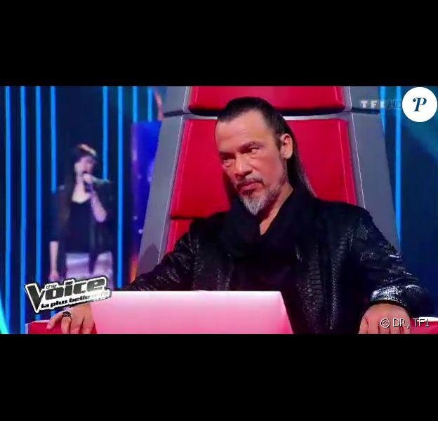 Florent Pagny dans The Voice