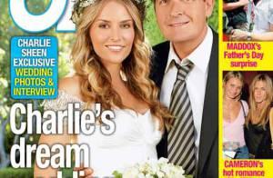 Mariage de Charlie Sheen : la photo ! la photo !