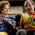 Huguette et Raymond, le couple de retraités dans Scènes de Ménages
