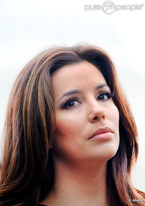Eva longoria en juin 2011 à Washington