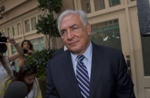 Dominique Strauss-Kahn et Anne Sinclair : il fait polémique, elle reste discrète