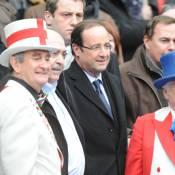 Hollande, Sarkozy et Bayrou réunis pour la défaite du XV de France