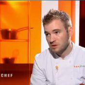Top Chef 2012 : Julien éliminé après un duel face à son ami Norbert, en larmes