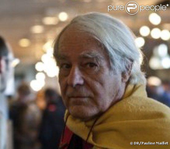 Alain Derobe, décédé le 11 mars 2012