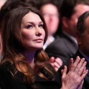 Carla Bruni-Sarkozy se voit en Jeanne d'Arc: ''J'aimerais bien être la Pucelle''