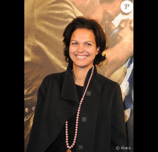Isabelle Giordano, en novembre 2011 à Paris.